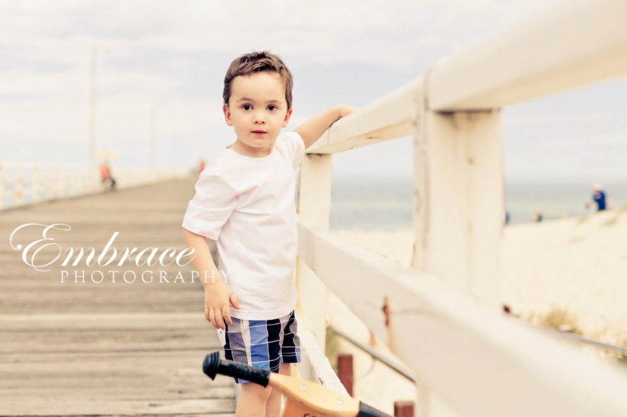 boy-on-jetty-adelaide-family-photographer-embrace-photography